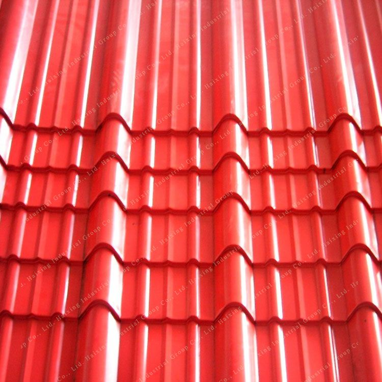 Metal Roof Saves 25 Or More In Heating And Cooling Costs Factory And Suppliers Haixing
