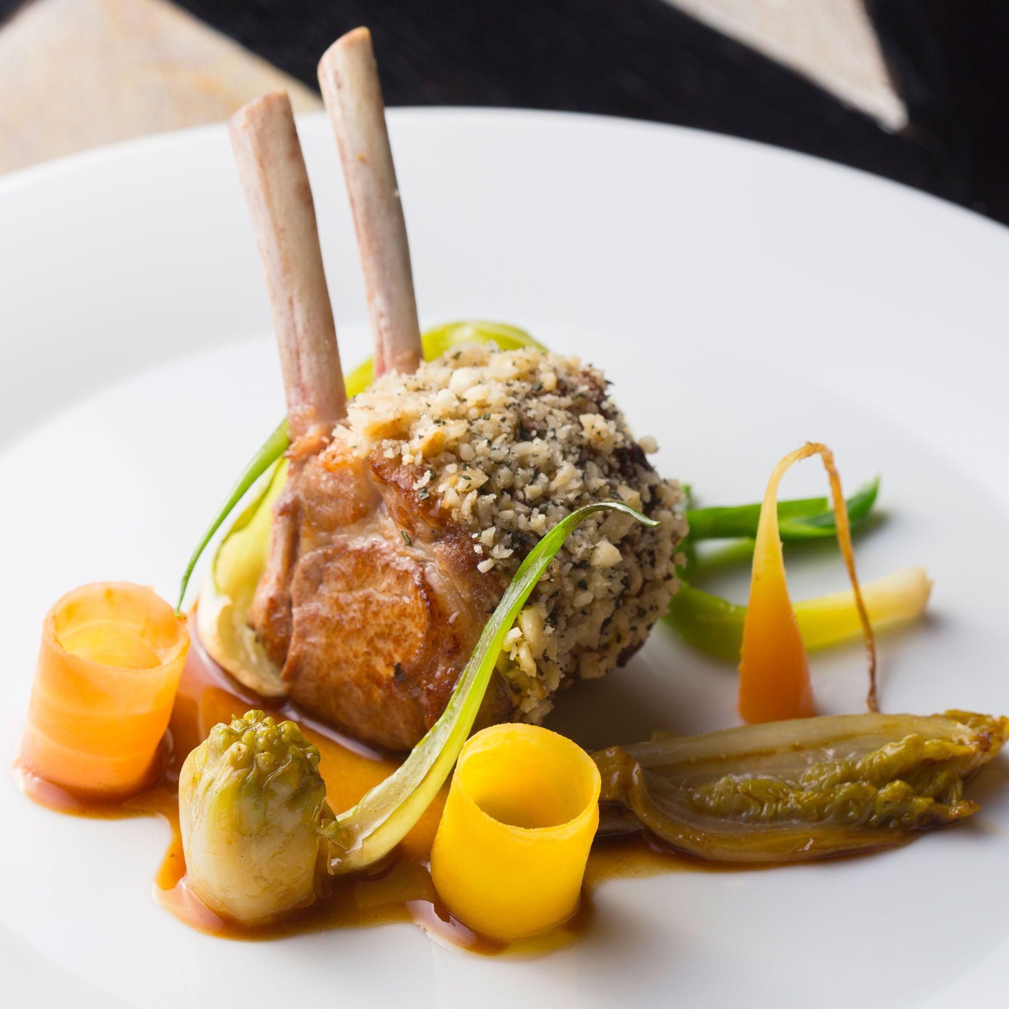 Carr d agneau l gumes de la ferme de l abb rozier nos for Stage de cuisine gastronomique