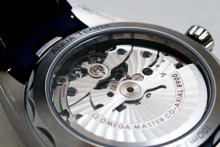 9afef77ba0b New Omega Seamaster Aqua Terra Now Master Chronometer Certified - Revolution