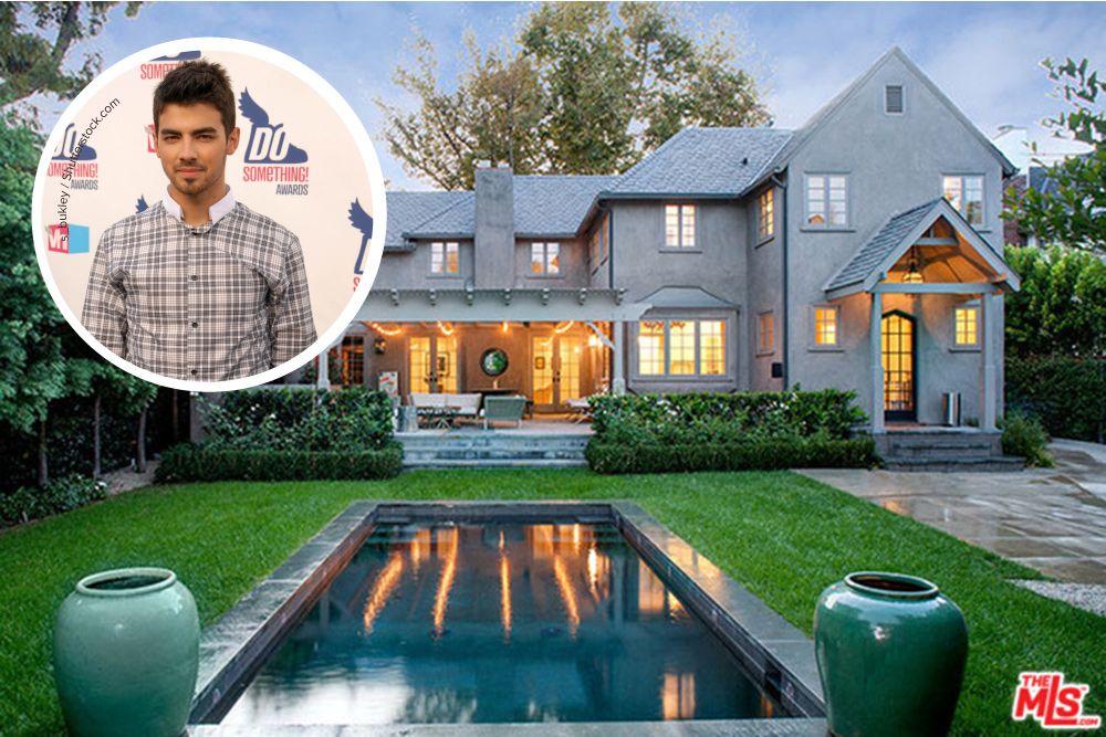Joe Jonas Lists West Hollywood Mansion - Celebrity - Trulia Blog ...