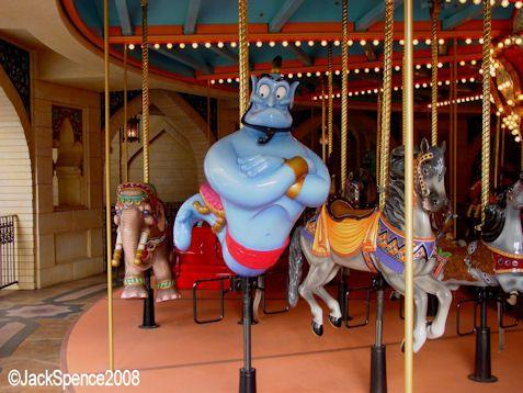 Caravan Carousel Arabian Coast Tokyo Disneysea Carousels Tokyo