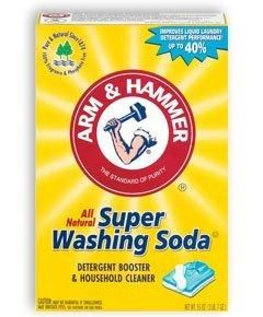 Option 1 2 1 4 C Liquid Castile Soap 3 4 C Water 1 4 C White Vinegar 1 Tbsp Washing Soda Laundry Detergent Recipe Laundry Soap Homemade