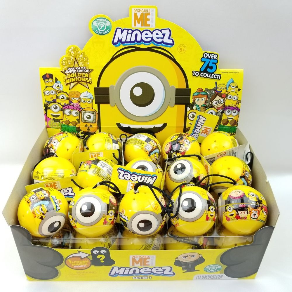 Illumination Entertainment Kids Despicable Me Minion Baseball Cap Yellow