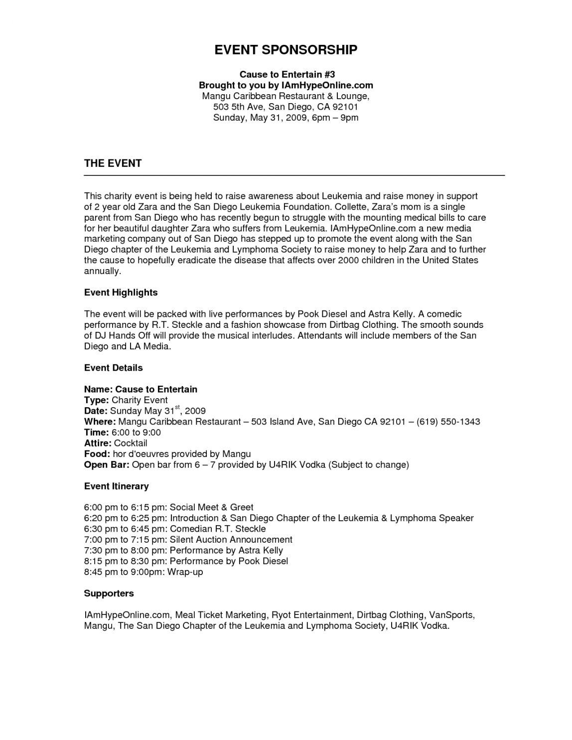 Fundraising Plan Template Free Beautiful Image Result For Sponsorship Proposal Template Event Proposal Template Event Proposal Sponsorship Proposal