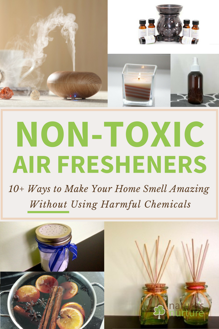 NonToxic Air Fresheners What Are Your Options? Natural