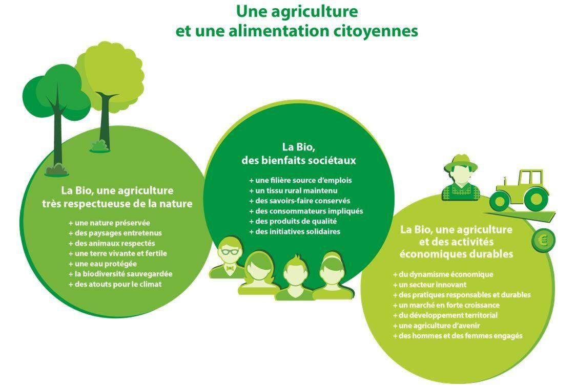 L Agriculture Biologique Naturellement Respectueuse De L Environnement Le Blog De La Bio Thematic Units Pie Chart Farm