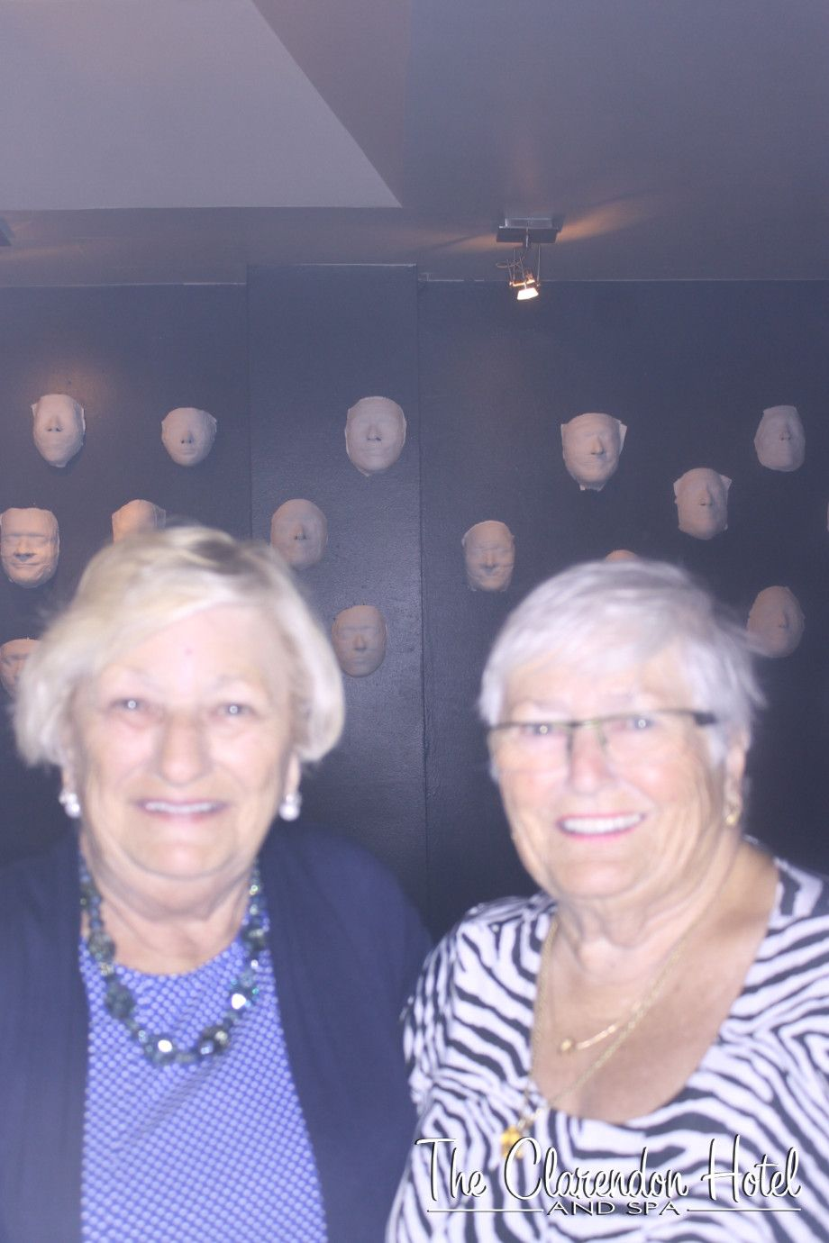My photos from The Clarendon Hotel Photo Booth