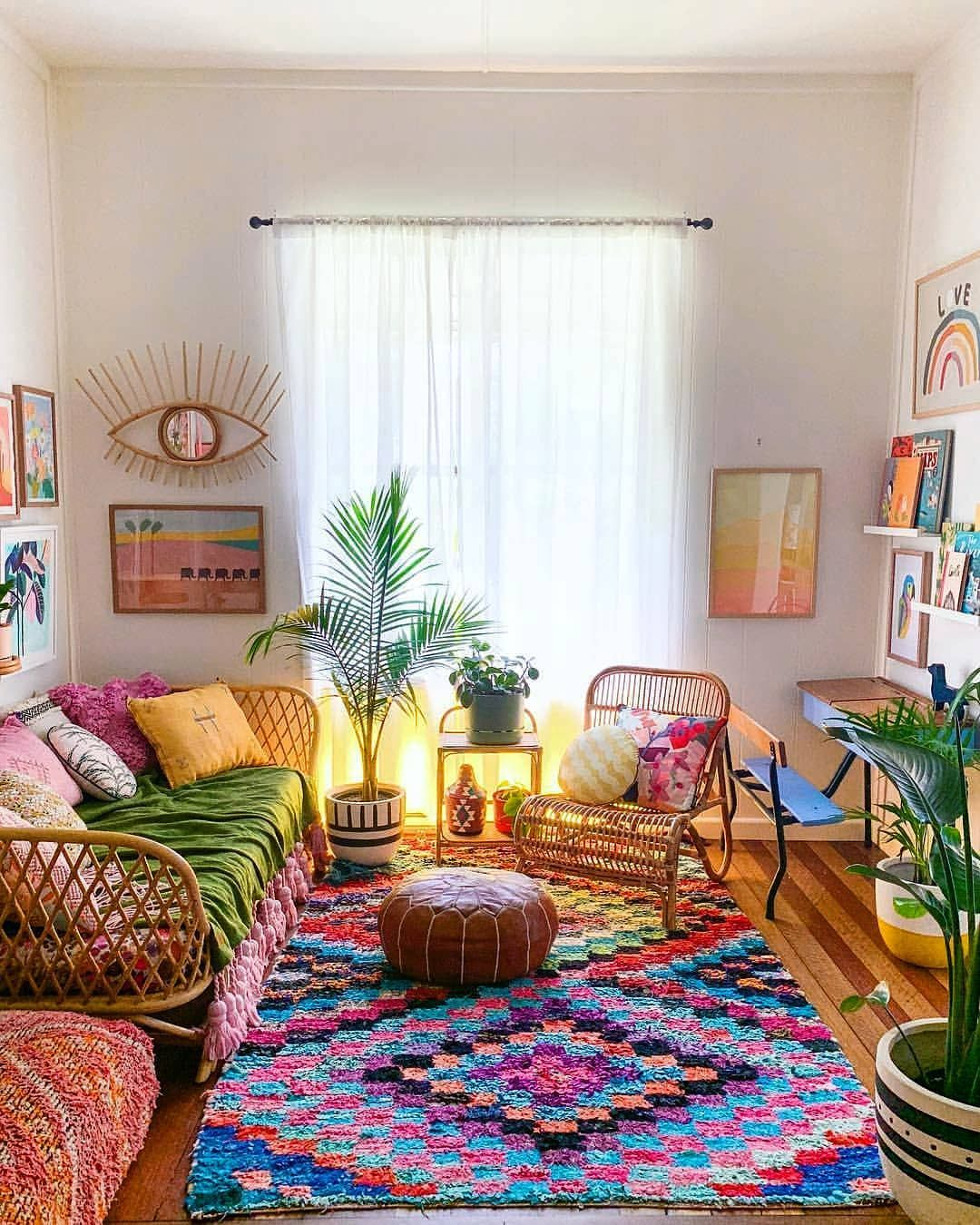 Pin By Manish Gusain On Furniture Bohemian Living Room Decor Rugs In Living Room Boho Living Room Decor