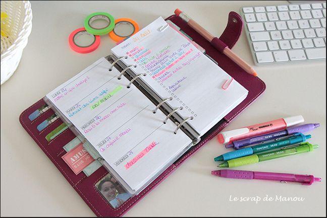 imprimer les feuilles de son agenda tuto excel lc carnet pinterest fils agendas et. Black Bedroom Furniture Sets. Home Design Ideas