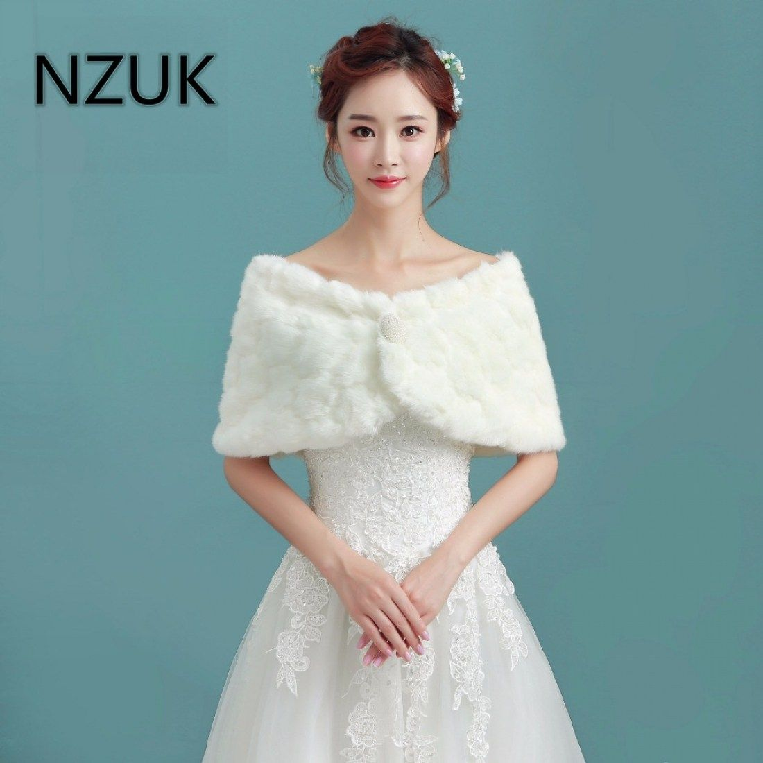 Enchanting Dresses For A Winter Wedding Ornament - All Wedding ...