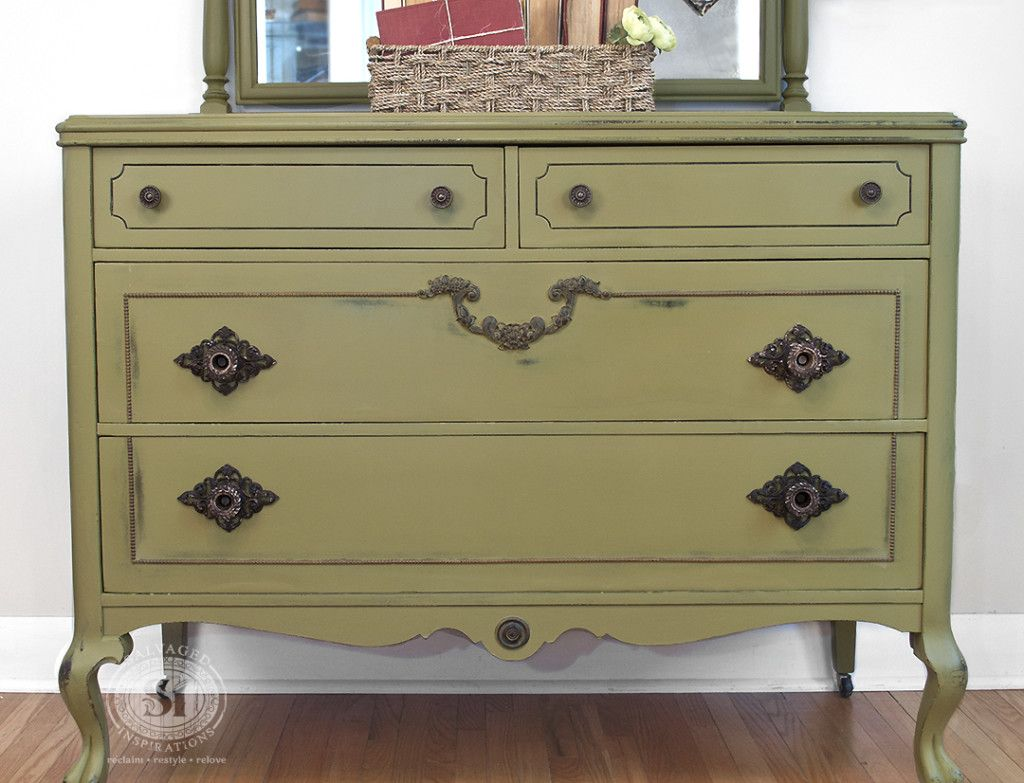 If You Ve Been Following The Journey Of This Antique Dresser Know She