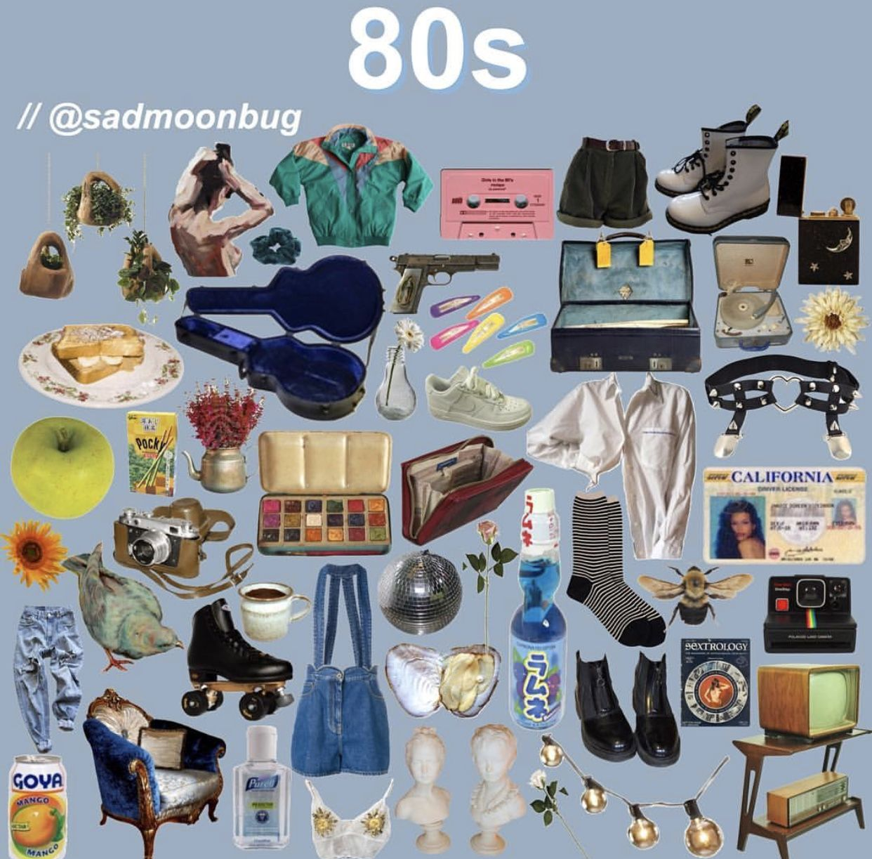 Kimmiecla With Images Retro Retro Outfits Mood Board Fashion