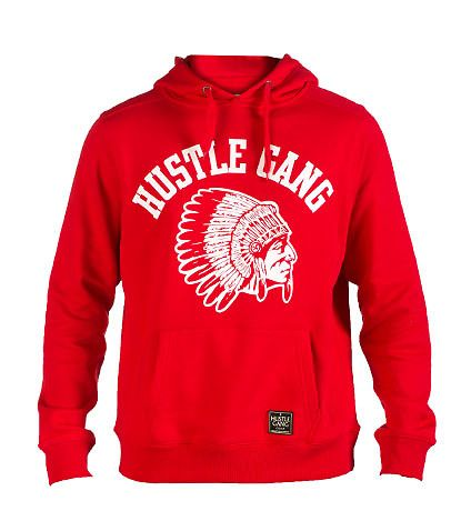 hustle gang mens dead and gone hoodie red wish list hoodies  hustle gang mens dead and gone hoodie red