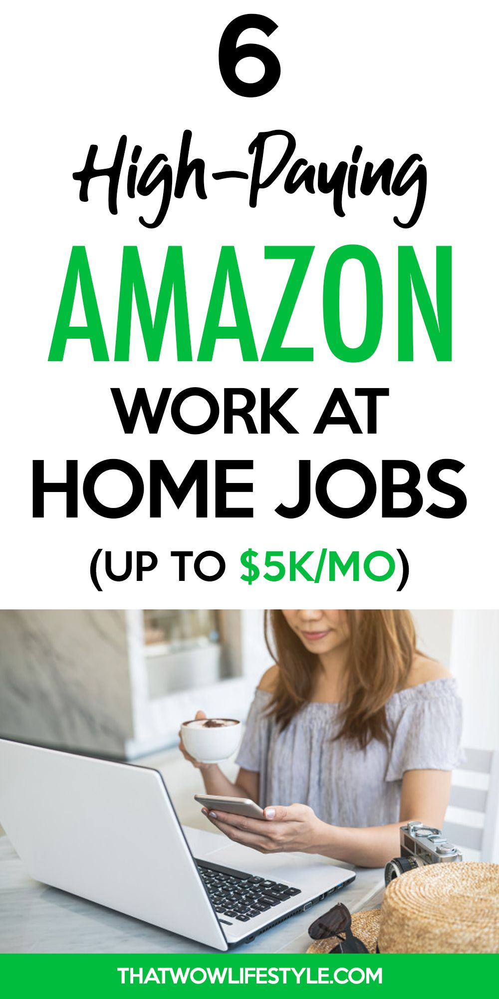 Make Money From Home With Amazon With 6 Legit Jobs Legitimate