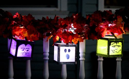Outdoor Halloween Decoration Ideas cheap  easy Halloween Party