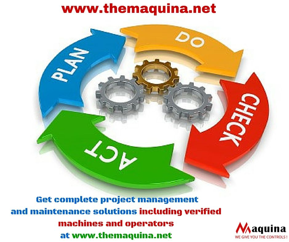 Maquina is a one stop solution to all your project requirements. Come, plan and execute and get seamless flow of work