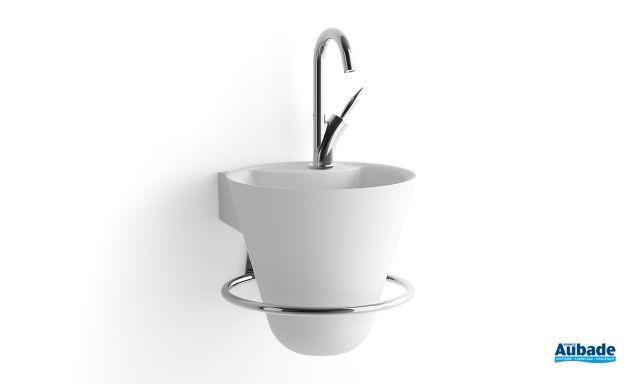 Lave-mains Cône de Decotec Salle bain Pinterest