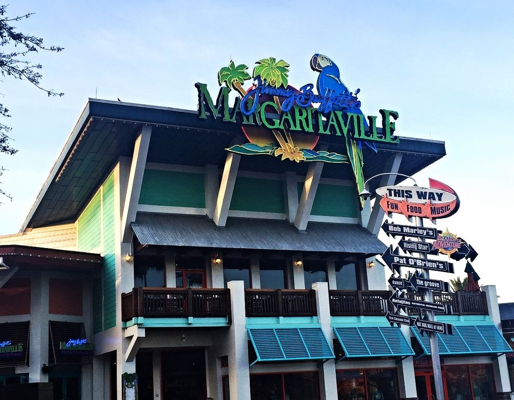 Jimmy Buffett S Margaritaville In Universal Citywalk Orlando Pictures Reviews And Information About Menus