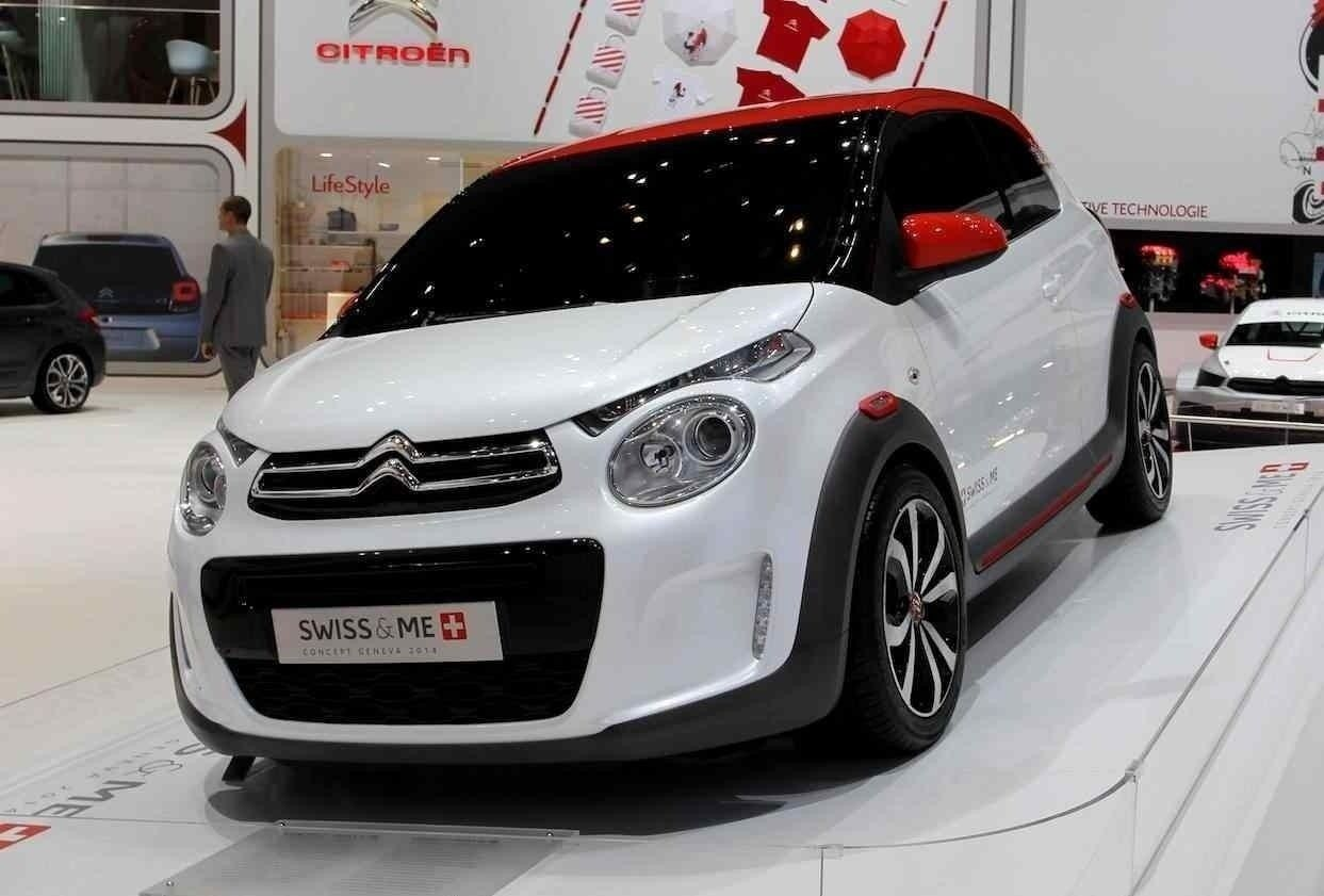 Citroen C1 2019 Concept Redesign And Review Car Review 2019