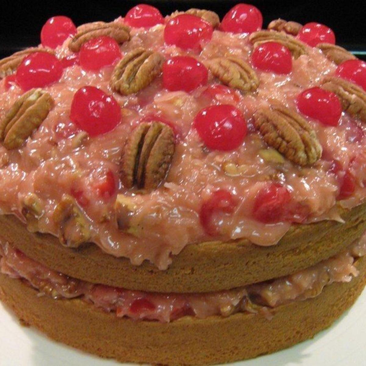 Party Jewel Cake