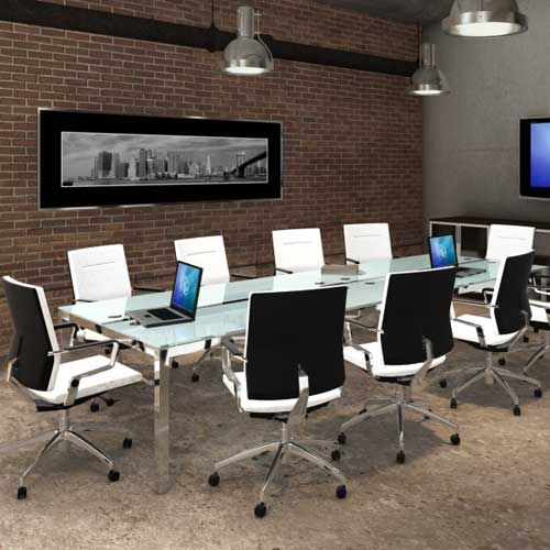 Contemporary Conference Room Chairs | Zef Jam