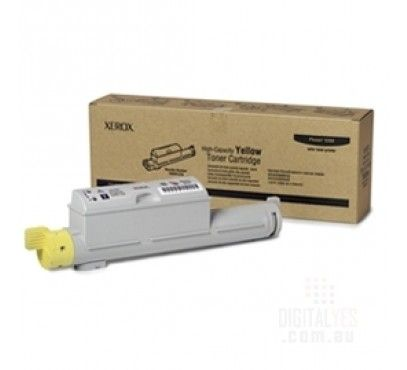 Buy Xerox Phaser 6360 Yellow Toner Etoners Au With Images