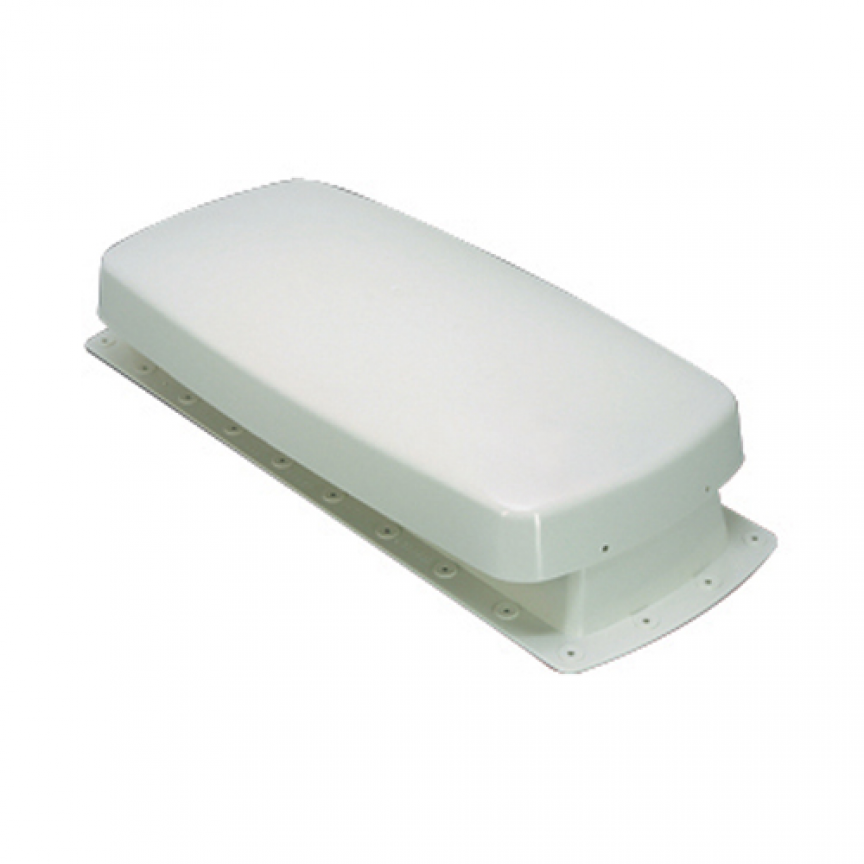 Barker 12603 Plastic Refrigerator Roof Vent Cover Roof