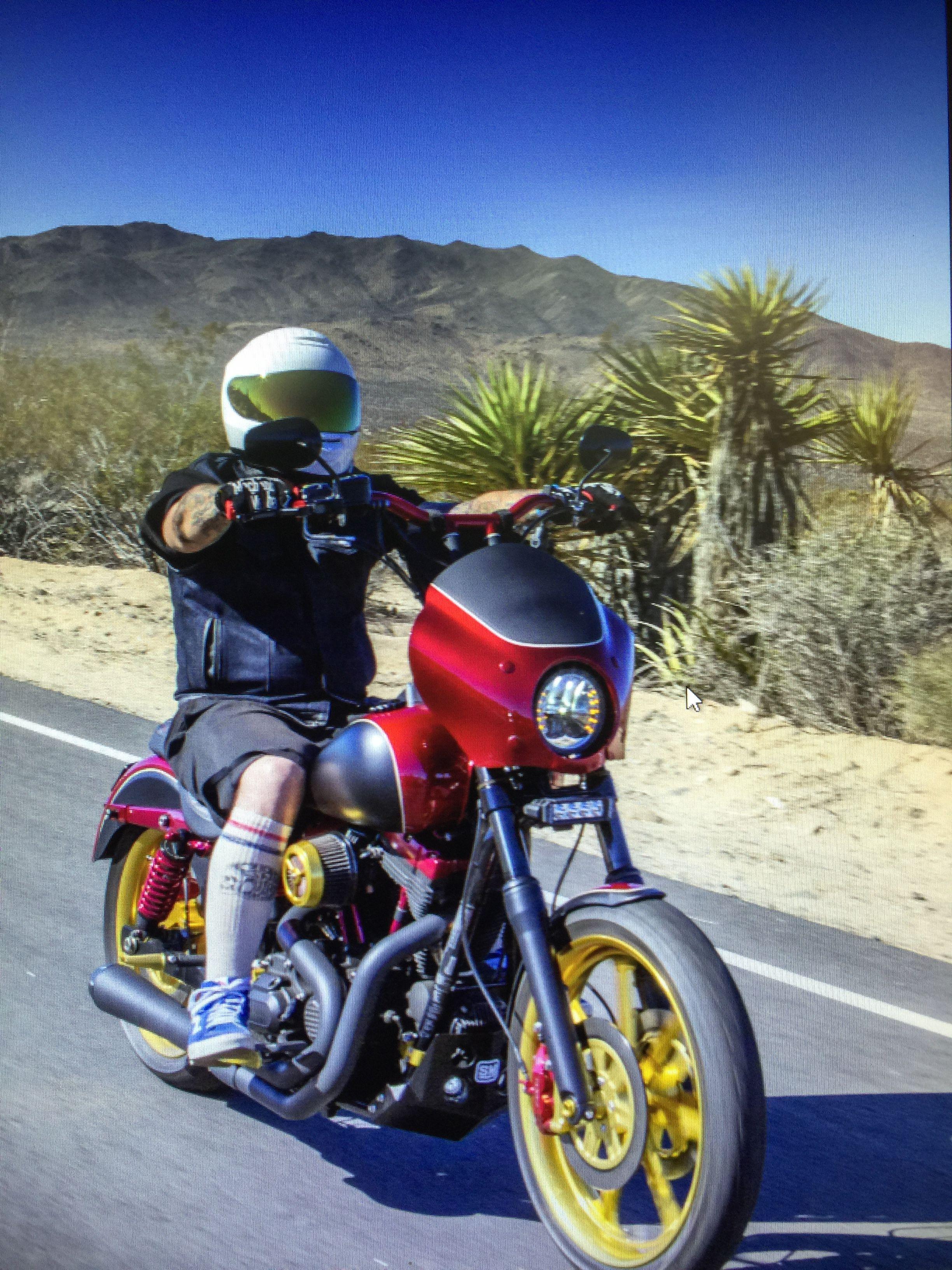 Motorcycle Parts Alloy Art Combi Stabilizer Kit DC-1