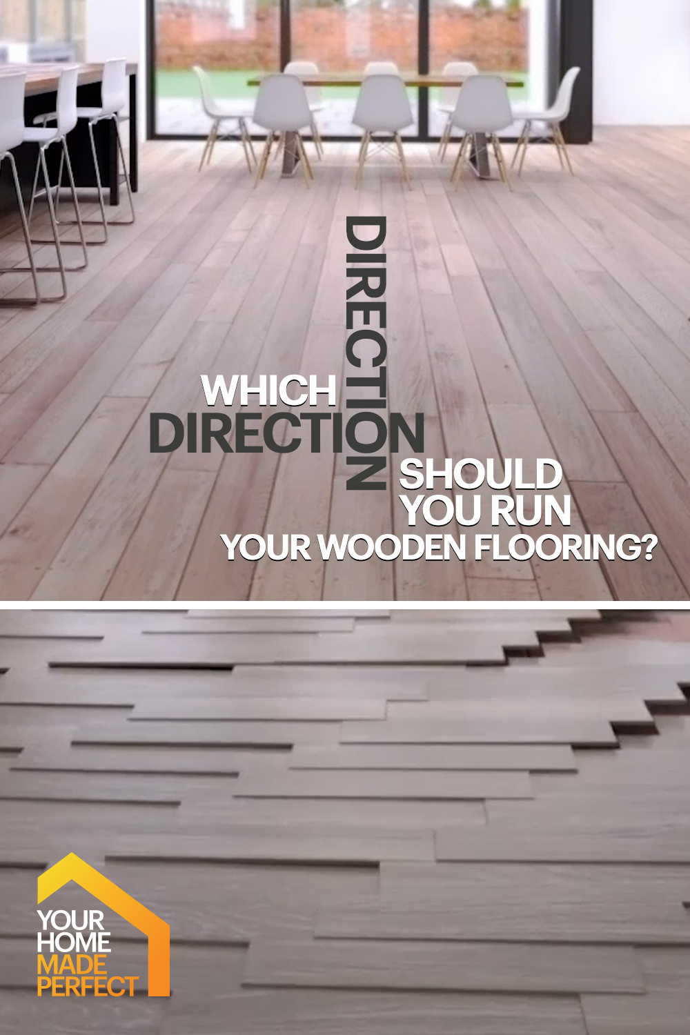 Which Direction Should You Run Your Wooden Flooring Wooden