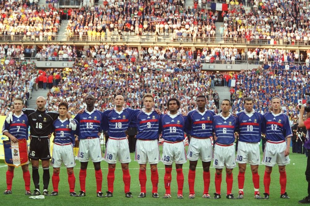 worldcup 1998 dieulois