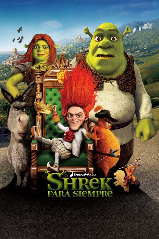 Ver Shrek Felices Para Siempre Online Gratis 2010 Hd Película Completa Español Shrek Dreamworks Movies Free Movies Online