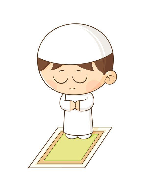 كيف تحبب طفلك بالصلاة Islamic Cartoon Islamic Kids Activities Ramadan Kids
