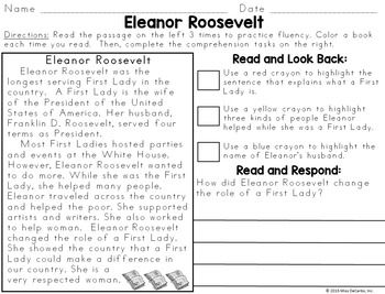 Text Evidence Reading Passages Biography Edition Text Evidence