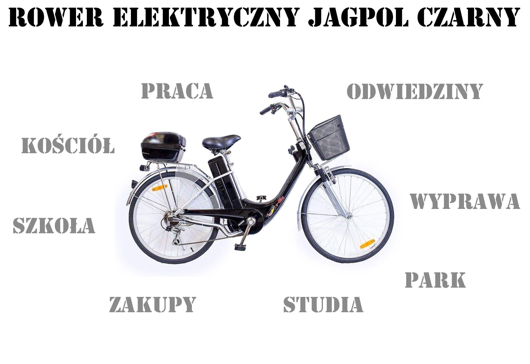 Rower Elektryczny 26 250w 36v E Bike Czarny 7698961613 Oficjalne Archiwum Allegro Bicycle Moped Motorcycle