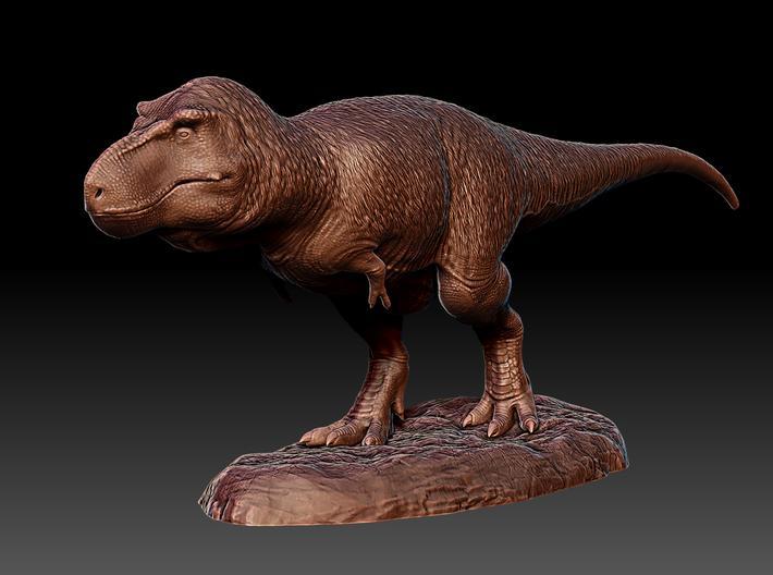 Tyrannosaurus rex by ilyayungin1991 on Shapeways