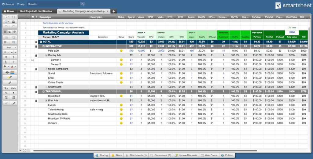 Contract Management Spreadsheet Template And Contract