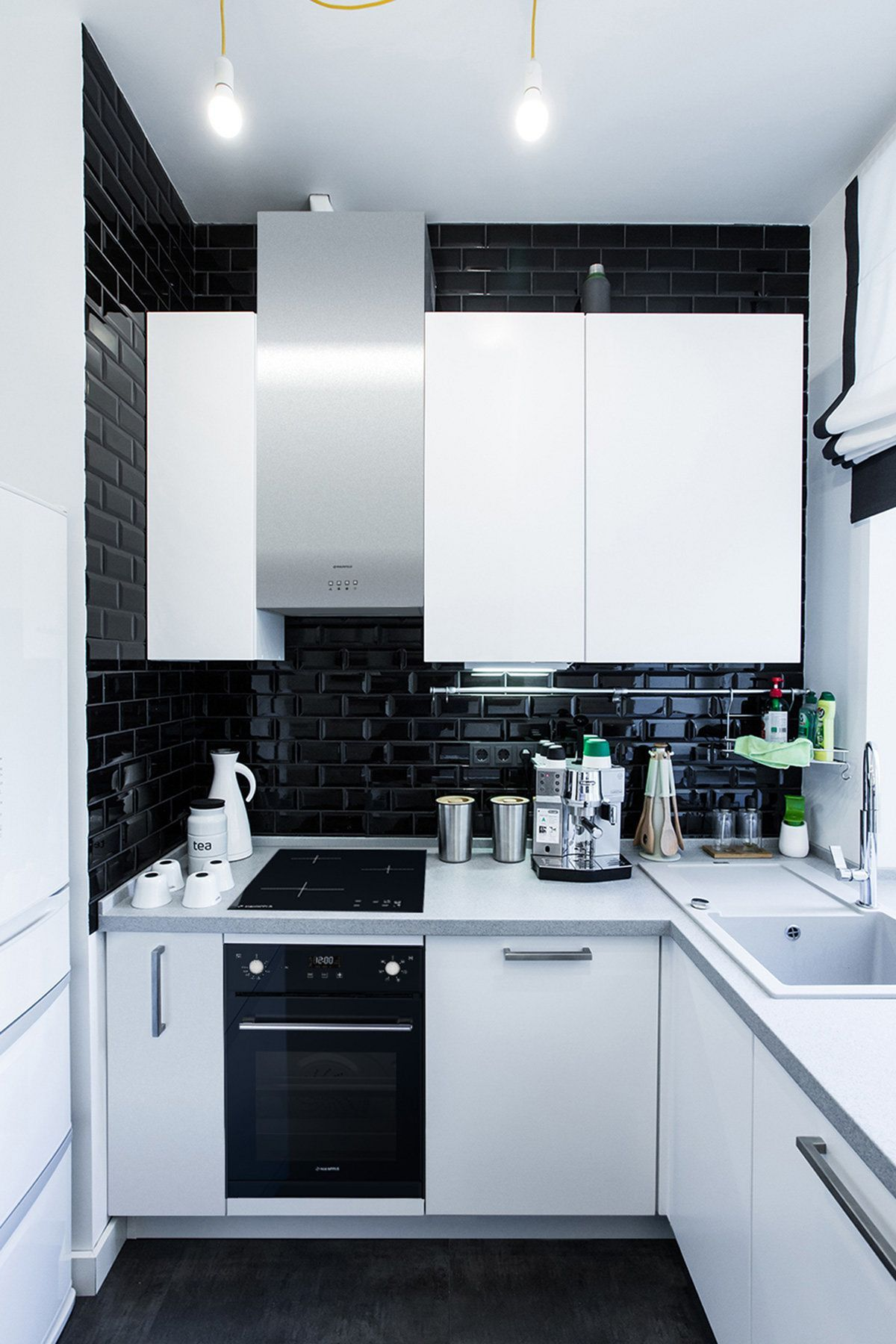 Small Modern Kitchens Kitchen