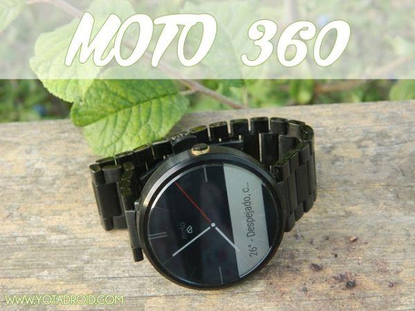 cdf48527bd7f Review del reloj inteligente Moto 360