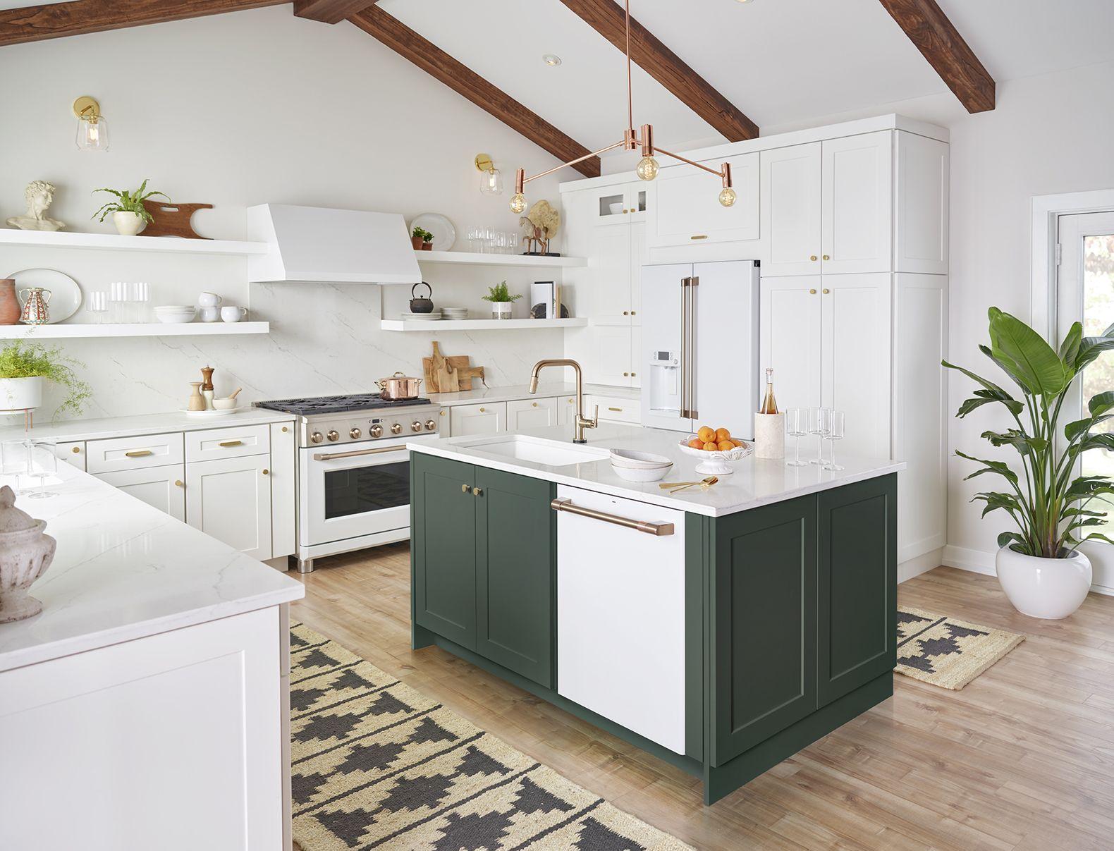 Dream Kitchen Inspiration + Win 4 Chic Appliances!   Kitchen ...