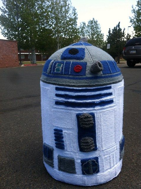 Star Wars Knitting Patterns