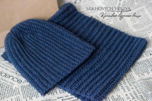 шапка чулок крючком мастер класс шапочки вязание вязание