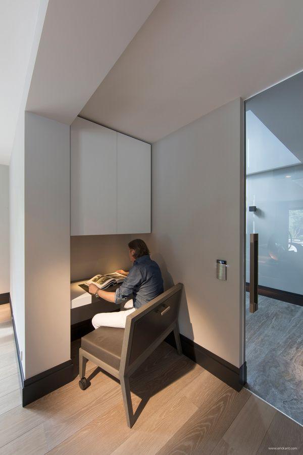 Ultramodern Sleek House With Sharp Lines Renovation Interior