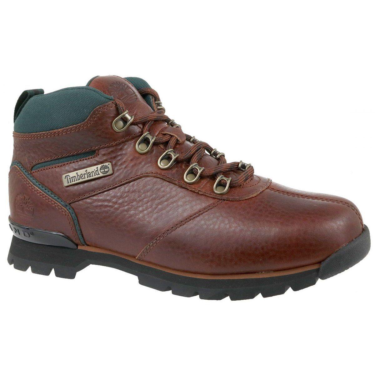 Buty Timberland Splitrock 2 M A1hvq Czarne Timberland Boots Mens Timberland Splitrock Winter Hiking Boots