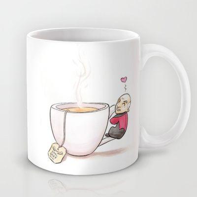 Té, Earl Grey, caliente tazas