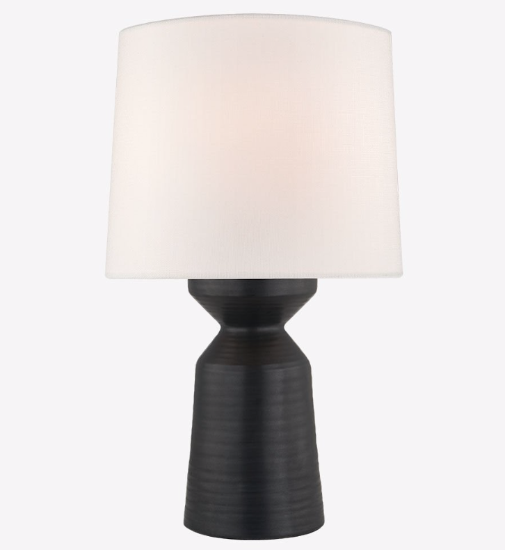 Nero Large Table Lamp In 2020 Large Table Lamps Table Lamp Linear Lighting