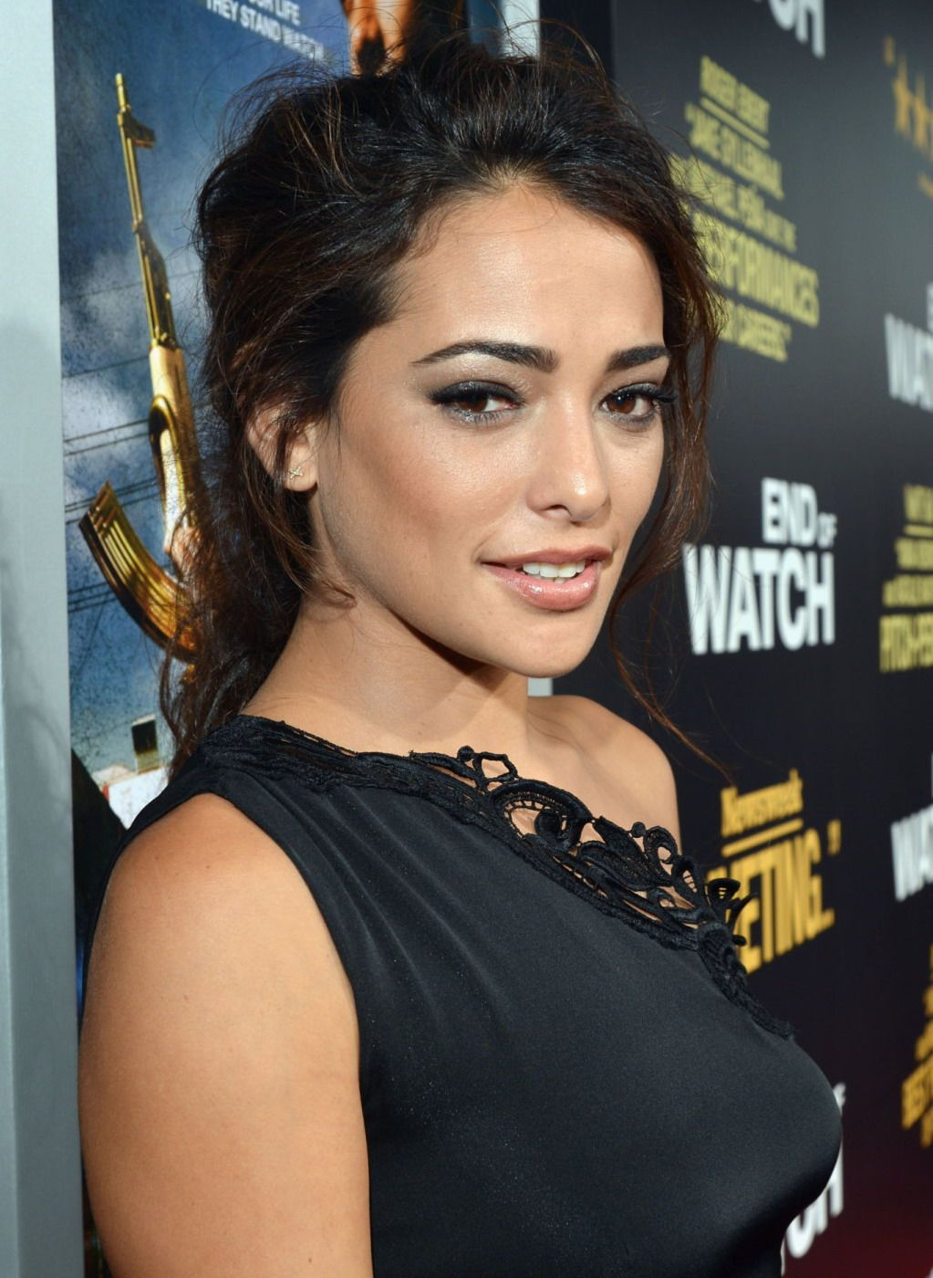 natalie martinez tapped for  u0026quot message from the king u0026quot