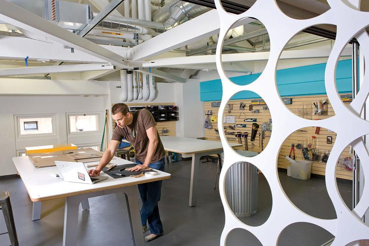 2 | The Idea Lab: A Look at Stanford's d.school | Fast Company | business + innovation
