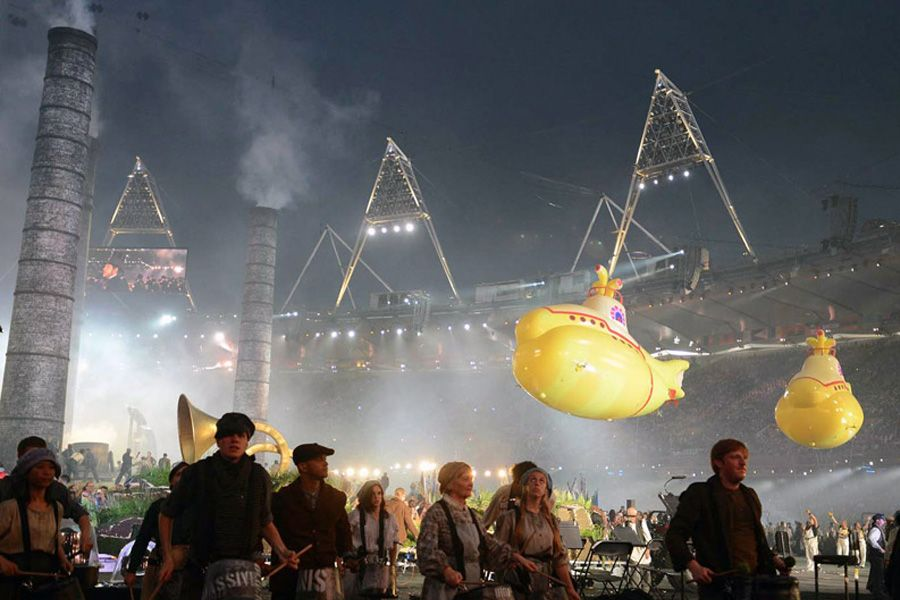 Opening Ceremony Olympic Games London 2012
