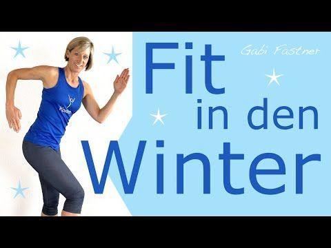 ☃️ in 22 min fit für den winter ohne geräte  ☃️ in 22