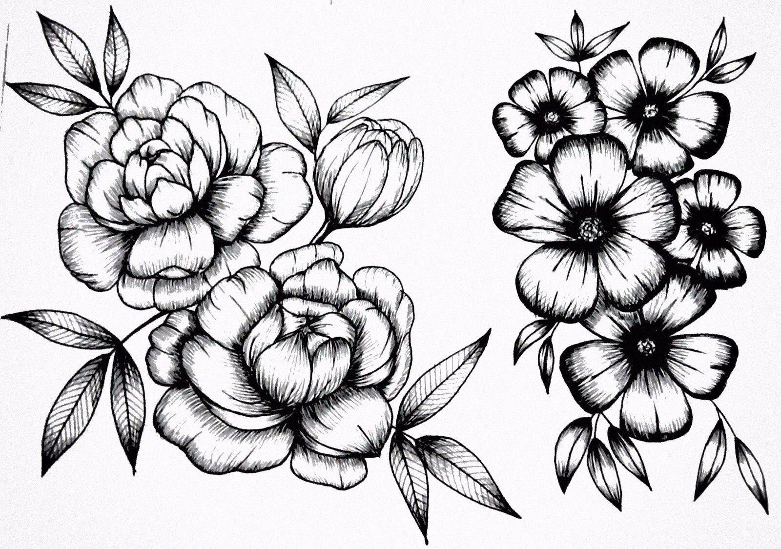 Pin De Reynaldo Polanco En E Cvety Rasteniya Tatuajes Flores Mujer Bocetos Tatuajes Tatuajes De Flores
